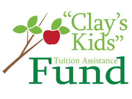 Clay's Kids Tuition Assistance - Clay Appreciates your Support!
